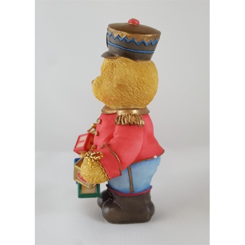 Cherished Teddies 1996 Jeffrey Striking Up Another Year
