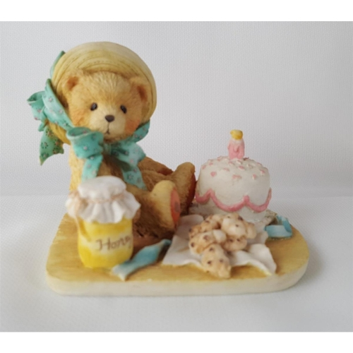 Cherished Teddies 1991 Anna Hooray For You