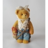 Cherished Teddies 1994 Jedediah Giving Thanks For Friends